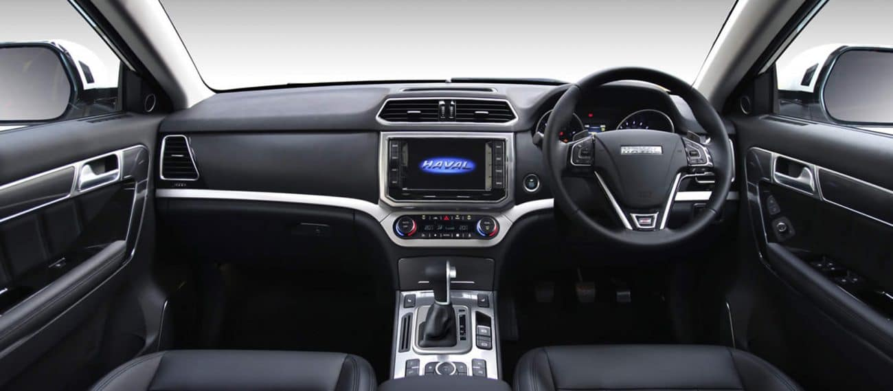 Hunter-Haval-Maitland-Greatwall-H6-Interior