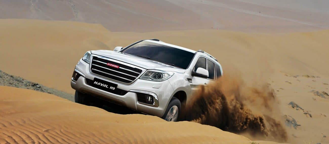 Hunter-Haval-Maitland-Greatwall-HAVAL-H9-Desert